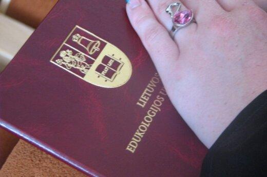 Wręczenie dyplomów filologom