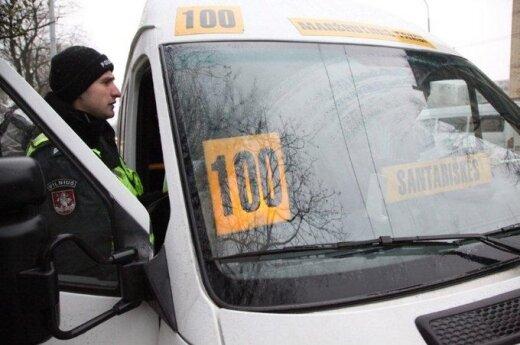 """Zuokas: """"Marszrutki"""" w Wilnie zostaną zlikwidowane"""