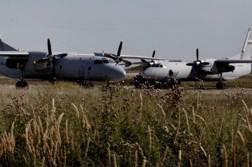 Российские самолеты полетят в Сирию через Иран