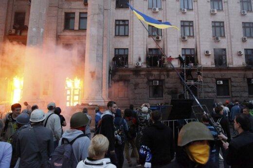 Совет Европы недоволен расследованием событий в Одессе