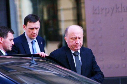 Kubilius jedzie do Polski