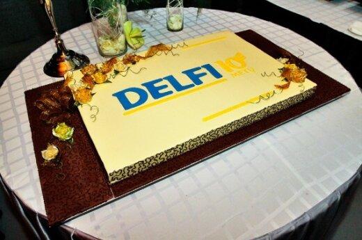 10-летие портала DELFI