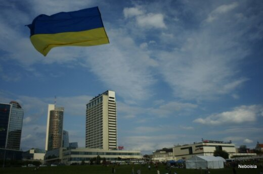 Lithuania shares regional development and local governance experience with Ukrainian officials
