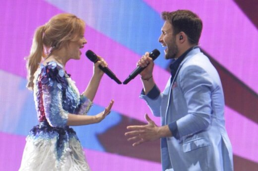 Lithuania's Monika & Vaidas proceed to Eurovision Song Contest finals
