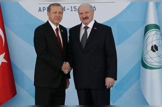 В Минске пройдет встреча Лукашенко и Эрдогана