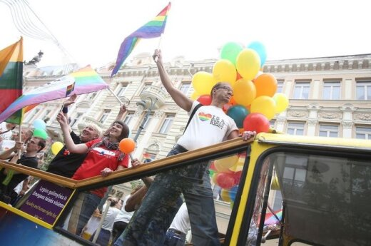 Нечто новое: составлен список геев и лесбиянок Литвы