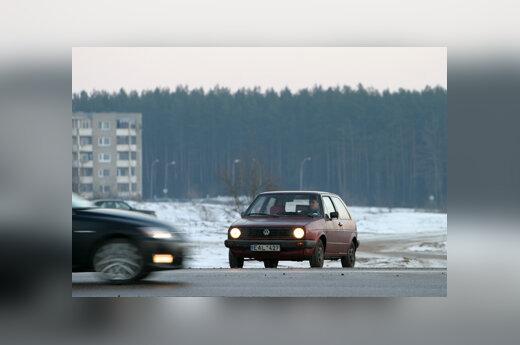 Automobiliai, transportas, eismas