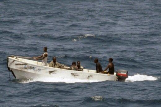 В Нидерландах судят сомалийских пиратов