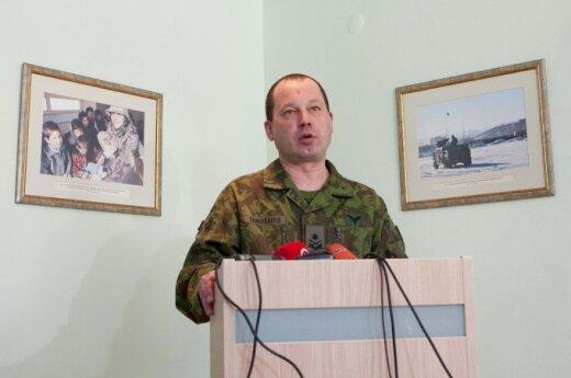 Chief of the Joint Staff Vilmantas Tamošaitis