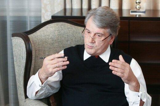 Майдановцы добрались до имения Ющенко: жлобства нет, это - наш стиль (ВИДЕО)