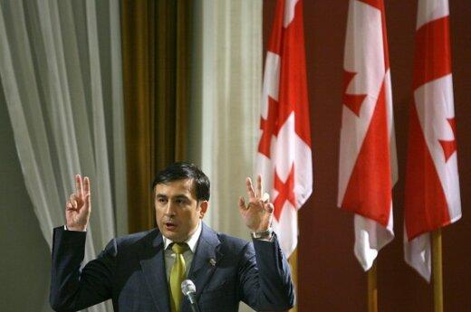 Саакашвили: на Кавказе не будет новой войны