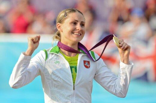 Litwa zdobyła ostatni złoty medal na Olimpiadzie w Londynie
