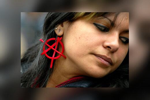 Bulgarijos anarchistė