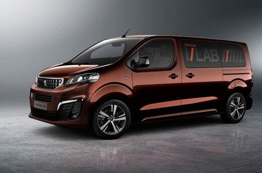 """""""Peugeot Traveller i-Lab"""""""