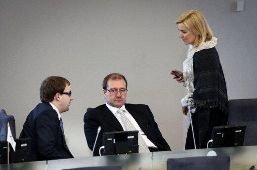 Prokuratura: Uspaskich miał powiązania z Narodową Unią Kredytową