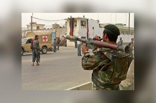 Россия поможет модернизировать афганскую армию