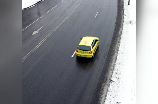 Automobilis gatvėje