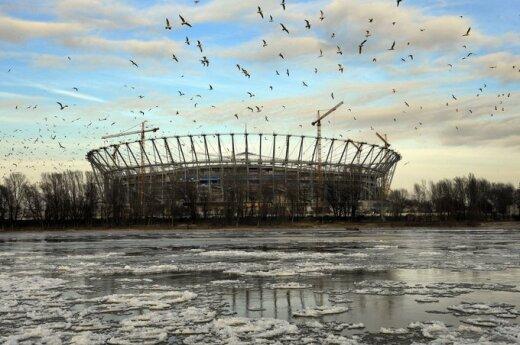 Euro 2012: szok komunikacyjny, zamiast skoku cywilizacyjnego