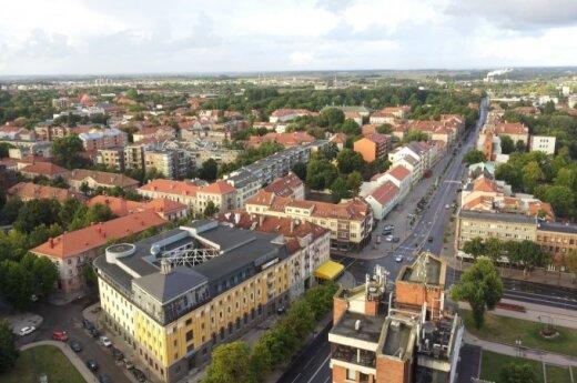 Klaipėdos valdžia užsibrėžė darbų planą trejiems metams