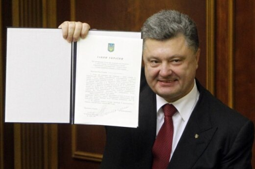 Ukrainian and EU parliaments ratify Association Agreement
