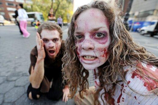 Американским военным на учениях устроят зомби-апокалипсис