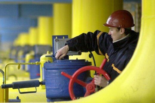 Paskelbtas reglamentas startuoti dujų biržai