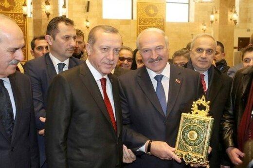 Турция и Беларусь стали ближе: пятничный намаз Эрдоган совершил в Минске