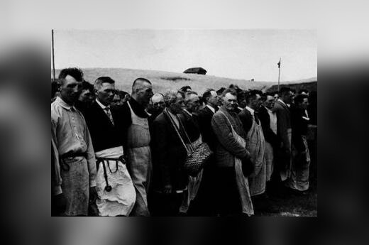 Sovietmetis, okupacija