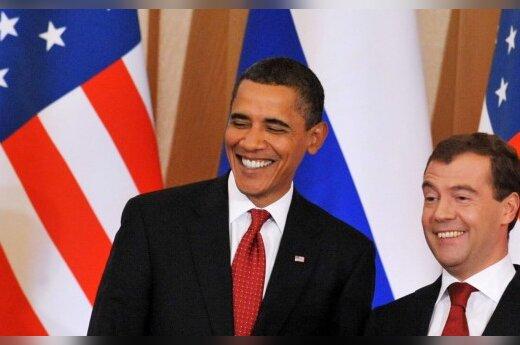 WSJ: договор о сокращении вооружений выгоден РФ