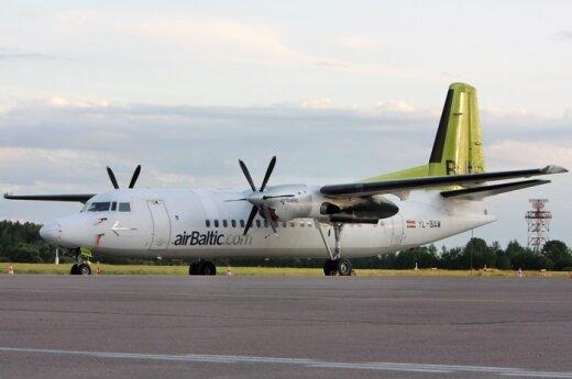 Журнал: в компании airBaltic – катастрофическая ситуация