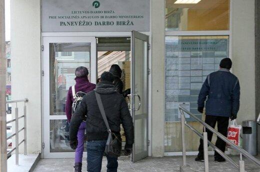Bezrobocie na Litwie wynosi 10 proc.