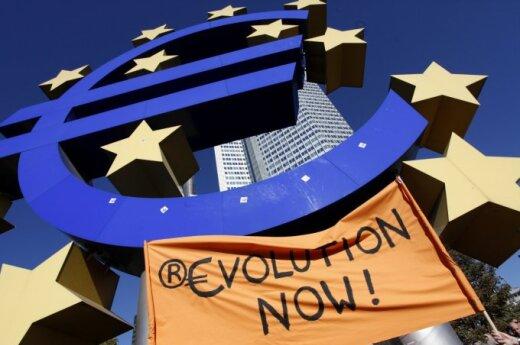 Rozpad strefy Euro?