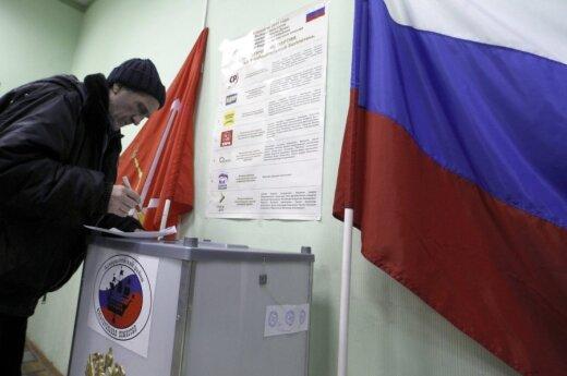 Rusijos Dūmos rinkimai 2011 12 04