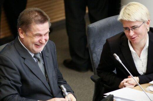 Venckienė oskarżona o malwersacje finansowe