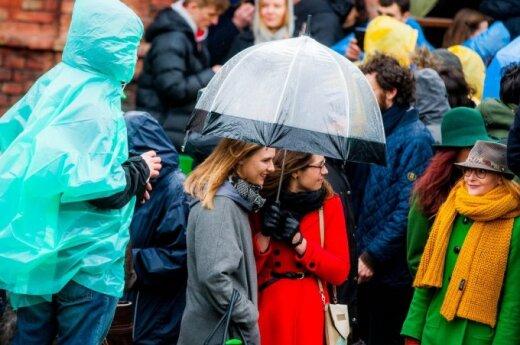 Погода на выходные: в воскресенье снова ожидается дождь