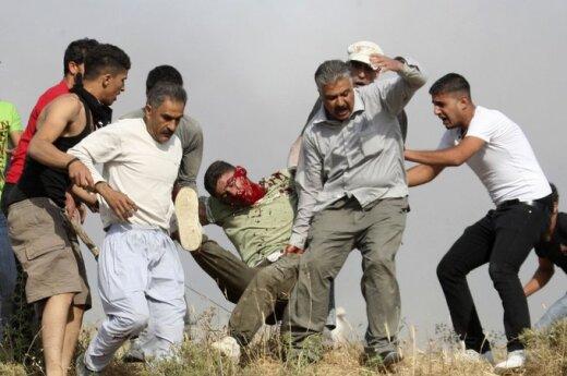 Izrael: Siły Powietrzne zaatakowały Strefę Gazy