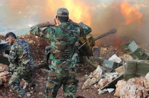 Sirijos karinės pajėgos