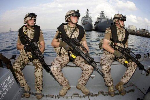 Litwa będzie walczyła z piratami somalijskimi