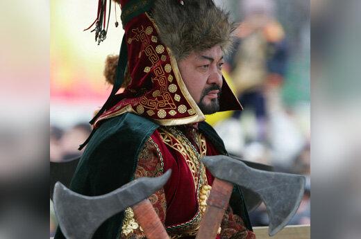 Lygiadienis Kazachstane