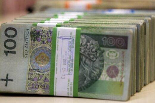 W Polsce wzrosły wynagrodzenia