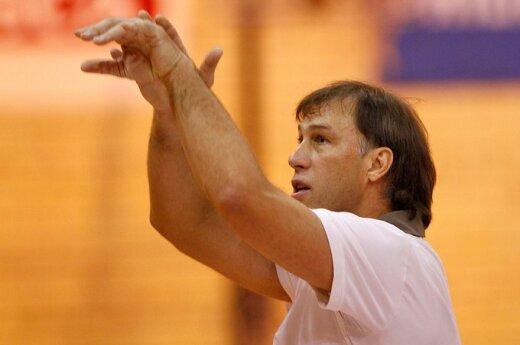 Марчюленис в третий раз претендует попасть в музей славы НБА