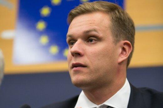 Россия не впустила делегацию европарламентария Ландсбергиса