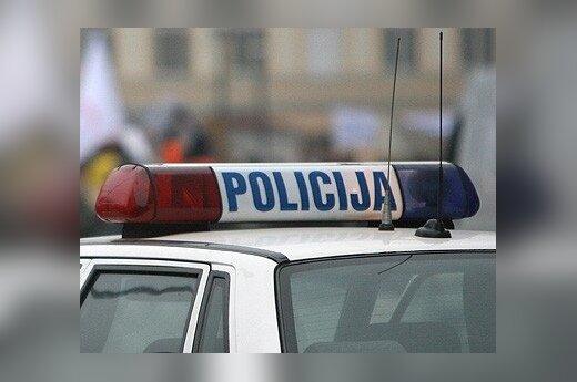 В Вильнюсе автомобиль сбил пожилую женщину