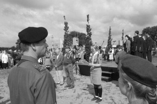 Uroczystości w Zułowie, fot. Tomasz Samsel