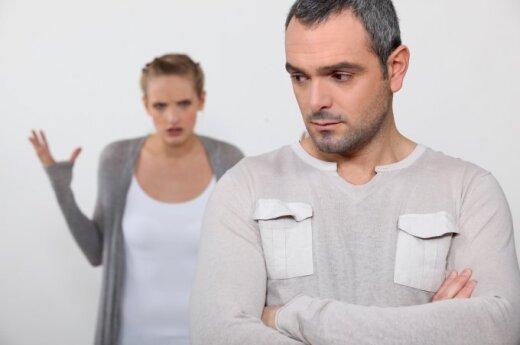 """Kodėl moteriai nereikia """"auklėti"""" vyro?"""