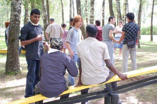 В Вильнюсе пройдет пикник беженцев