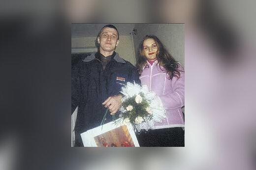 N.Janušauskienė ir J.Laikovskis