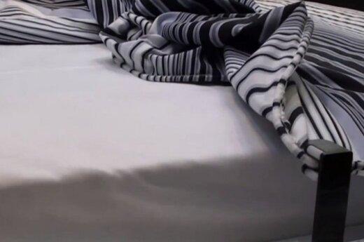 samościelące się łóżko