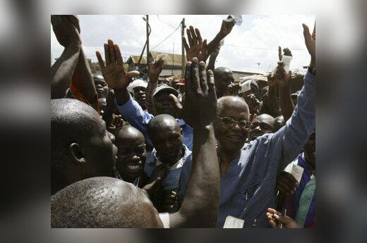 Rinkimai Kenijoje
