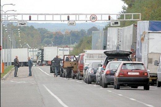 Polska przywraca kontrolę graniczną z Litwą